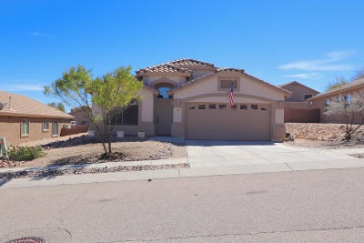 Vail Single Family Home Active Contingent: 13260 E Mesquite Flat Spring Drive