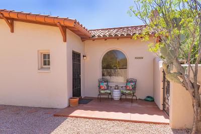 Tucson Single Family Home For Sale: 3356 E Pima Street