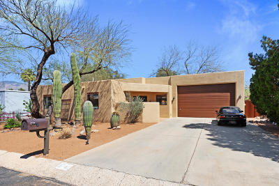 Single Family Home Active Contingent: 3742 N Fox Avenue