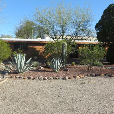 Single Family Home Active Contingent: 6170 N Pomona Road