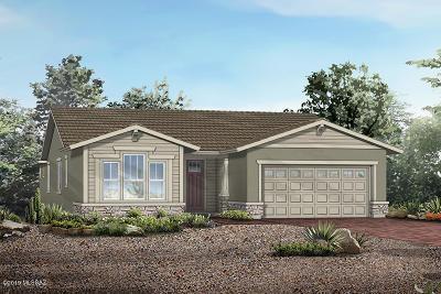 Marana Single Family Home For Sale: 14168 N Silverleaf Lane N