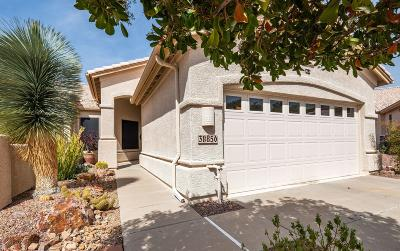 Saddlebrooke Townhouse Active Contingent: 38856 S Carefree Drive