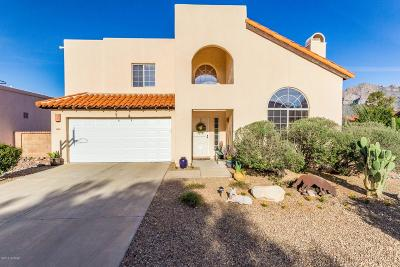 Oro Valley Single Family Home For Sale: 10156 N Inverrary Place