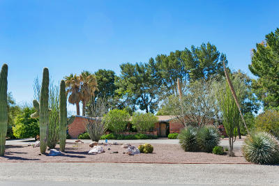 Single Family Home Active Contingent: 11846 E Wagon Trail Road