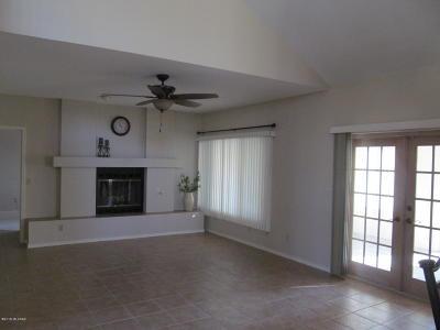 Single Family Home For Sale: 6331 N Camino Katrina