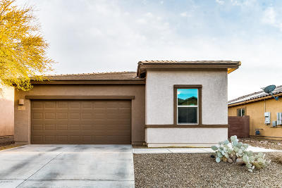 Marana Single Family Home Active Contingent: 12127 W Formosa Lane