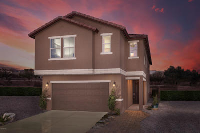 Tucson Single Family Home Active Contingent: 5820 N Penumbra Court