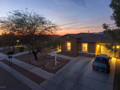 Tucson Single Family Home Active Contingent: 8262 W Anser Loop