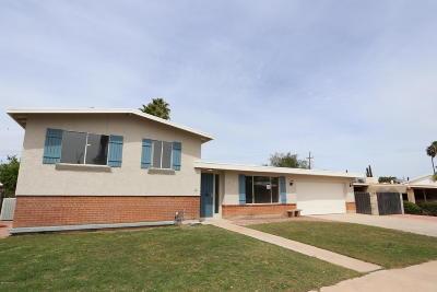 Tucson, Oro Valley, Marana, Sahuarita, Vail Single Family Home Active Contingent: 7921 E Rosewood Street