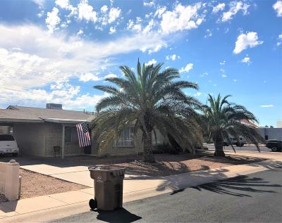 Maricopa County Residential Income For Sale: 6009 E Cicero Street
