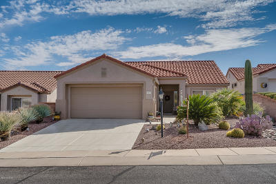 Oro Valley Single Family Home Active Contingent: 910 E Grass Meadow Place