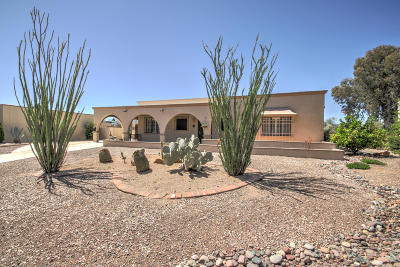 Green Valley Single Family Home Active Contingent: 371 N Abrego Drive