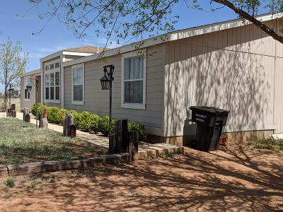 Cochise Manufactured Home For Sale: 3580 N Mesquite Road