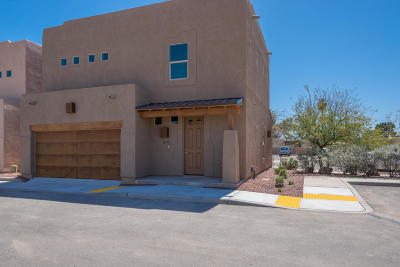 Single Family Home Active Contingent: 1101 E Irwin Place