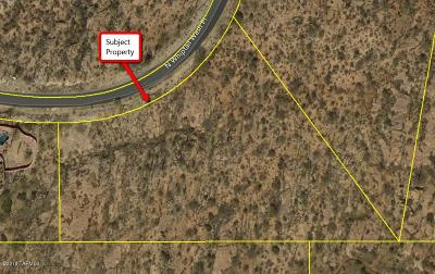 Residential Lots & Land Active Contingent: 3840 N Whiptail Wash Place #6