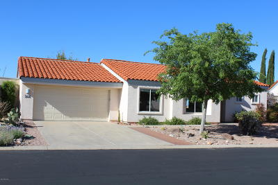 Green Valley Single Family Home Active Contingent: 1590 W Acala Street