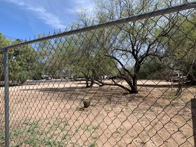 Tucson Residential Lots & Land Active Contingent: S Palomar #23