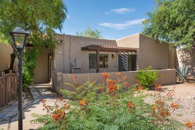 Tucson Townhouse For Sale: 5582 N La Casita Drive