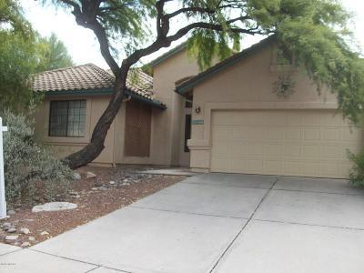 Tucson Single Family Home For Sale: 1440 E Sonoran Desert Drive