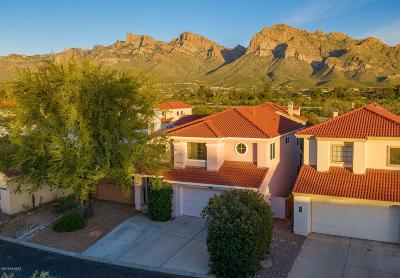 Oro Valley Single Family Home Active Contingent: 621 W Kidd Place