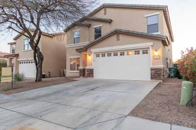 Oro Valley Single Family Home For Sale: 12929 N Desert Olive Drive