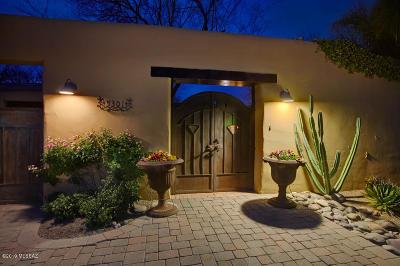 Tucson Single Family Home For Sale: 5301 E Presidio Road