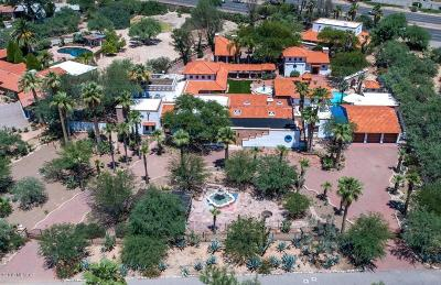 Tucson Single Family Home For Sale: 6670 N Casas Adobes Road