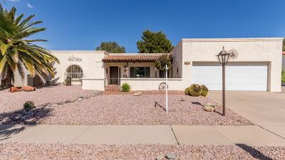 Green Valley Single Family Home For Sale: 1170 N Paseo Maravilloso