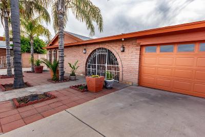 Tucson Single Family Home For Sale: 53 N Davila Circle