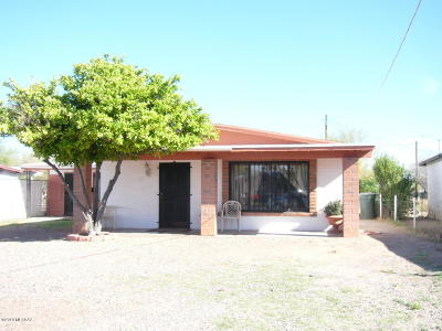 Pima County Single Family Home For Sale: 432 W 44th Street