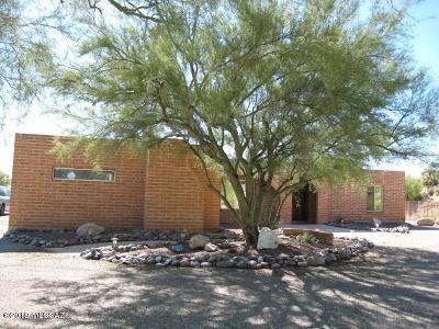 Tucson Single Family Home Active Contingent: 5717 E Camino Del Celador