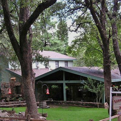 Cochise County Residential Income For Sale: 29 E Ramsey Canyon Road