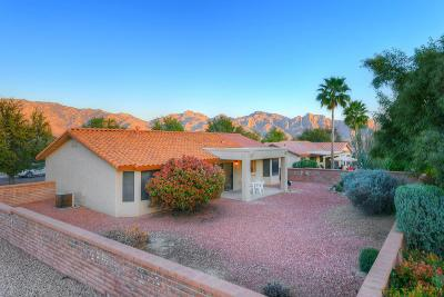 Oro Valley Single Family Home For Sale: 14441 N Sky Trail