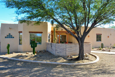 Sahuarita Single Family Home Active Contingent: 17400 S Camino Confianza