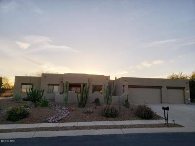 Oro Valley Single Family Home For Sale: 11511 N Monika Leigh Place
