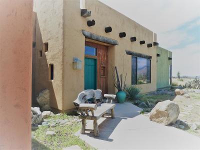 Benson Single Family Home For Sale: 3206 W Thunder Pass Road