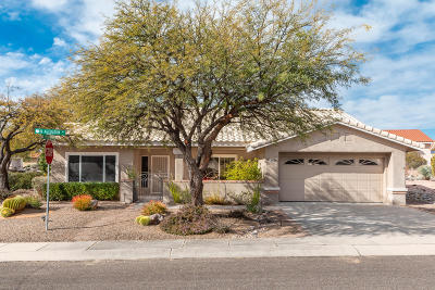 Oro Valley Single Family Home Active Contingent: 14143 N Ageratum Way