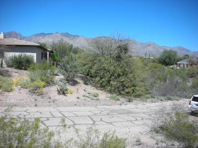 Tucson Residential Lots & Land Active Contingent: 4740 N Nesting Lane #5