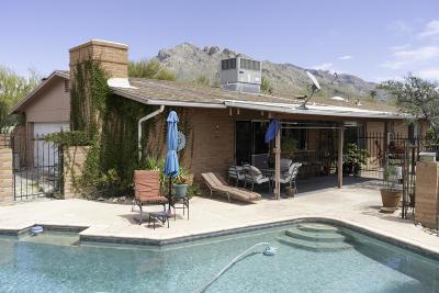 Single Family Home Active Contingent: 661 W Camino Del Oro