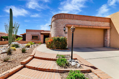 Tucson Townhouse For Sale: 4561 N Arroyo Vacio