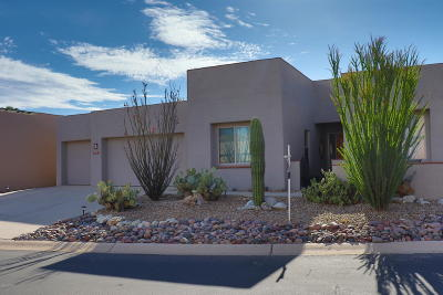 Oro Valley Single Family Home For Sale: 13837 N Topflite Drive