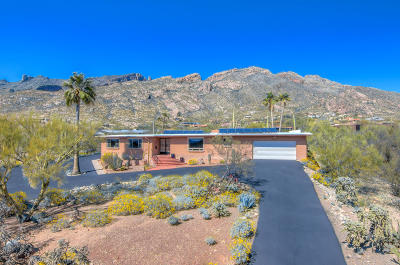 Coronado Foothills Estates Single Family Home For Sale: 4455 E Havasu Road