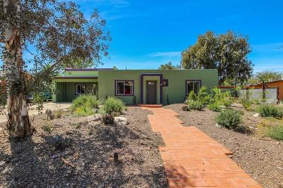 Tucson Single Family Home For Sale: 2534 E Florence Drive
