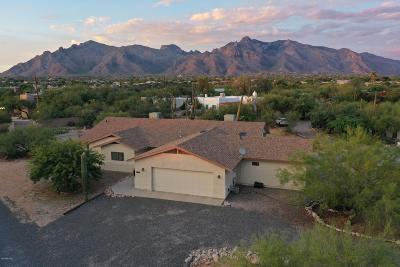 Tucson Single Family Home For Sale: 209 E Rudasill Road