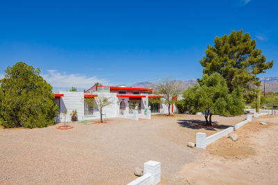 Single Family Home For Sale: 9320 E Paseo Tierra Verde