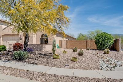 Oro Valley Single Family Home For Sale: 13546 N Piemonte Way