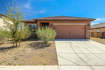 Marana Single Family Home For Sale: 11285 W Folsom Point Drive