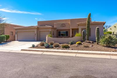 Oro Valley Single Family Home For Sale: 13415 N Regulation Drive