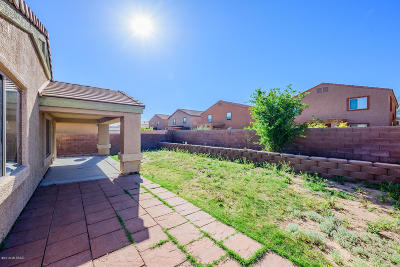 Tucson Single Family Home Active Contingent: 4000 E Shadow Branch Drive
