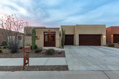 Marana Single Family Home For Sale: 12465 N Fallen Shadows Drive